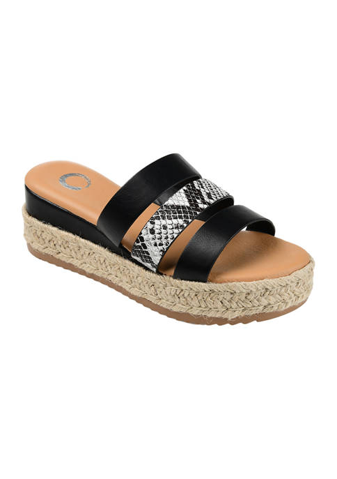 Journee Collection Comfort Foam™ Whitty Sandals