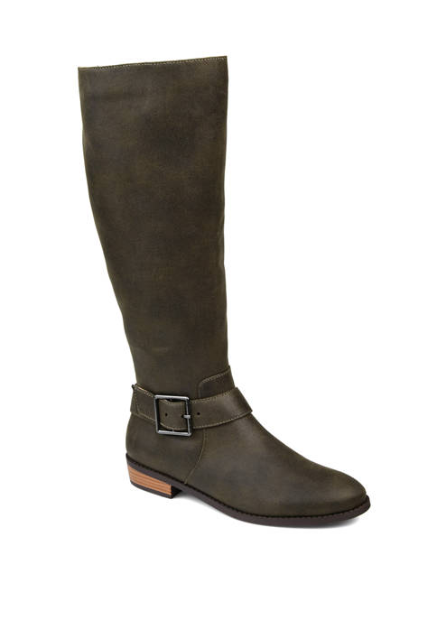 Journee Collection Extra Wide Calf Winona Boots
