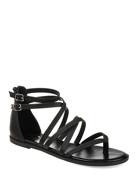 Journee Collection Comfort Zailie Sandals
