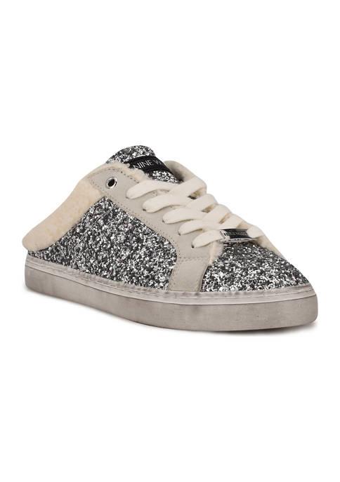 Beezie Slip On Sneaker Mules