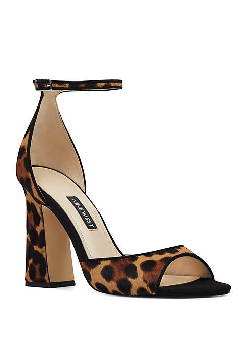 Nine West Gavyn Block Heels
