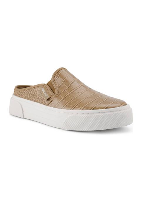 Hayzel Slip On Sneaker Mules