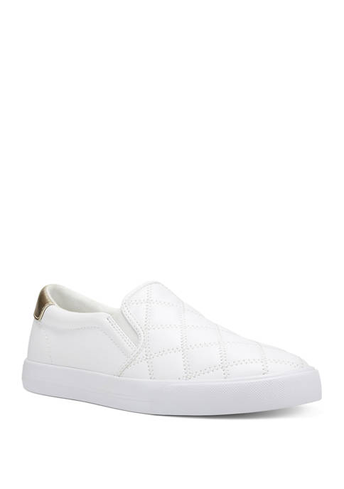 Nine West Lala Double Gore Sneakers