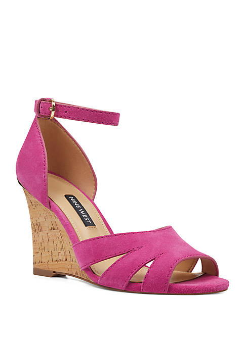 Nine West Lily Wedge Sandals
