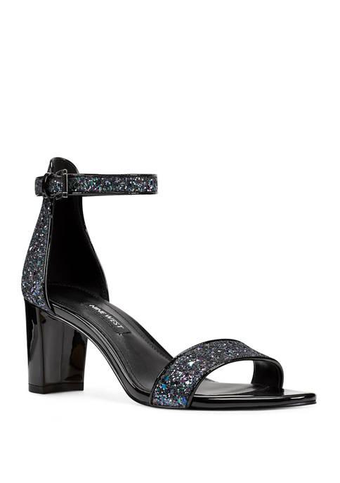 Nine West Pruce Block Heel Sandals