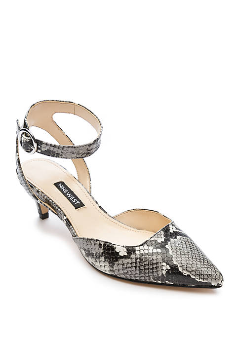 Quinteena Ankle Strap Heels
