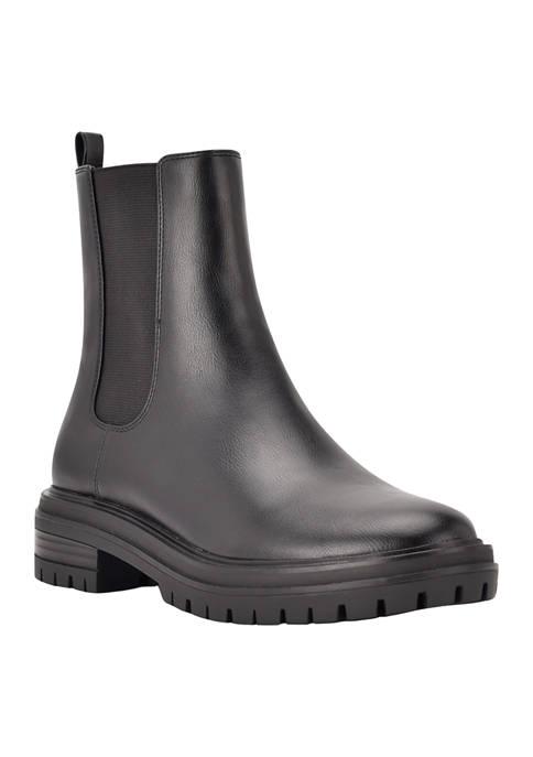 Saleema Chelsea Lug Sole Boots