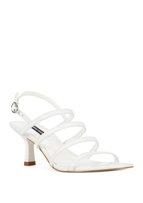 Smooth Strappy Sandals