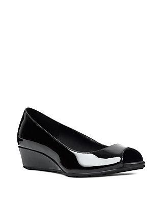 ed58b9f8a5a4 Bandolino Candra Open Toe Wedge Shoes