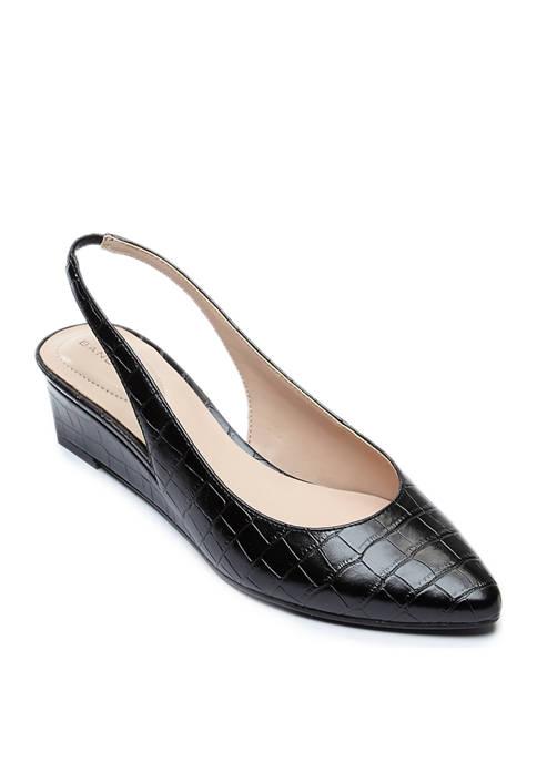 Bandolino Caiman Wedge Heels