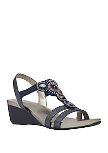 282d2e1b9a3 ... Bandolino Hambly Wedge Sandals