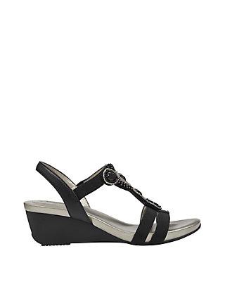 ec6e7bf59 Bandolino Hambly Wedge Sandals Bandolino Hambly Wedge Sandals ...