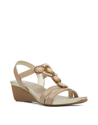 68b89c5bbd8 Hambly Wedge Sandals