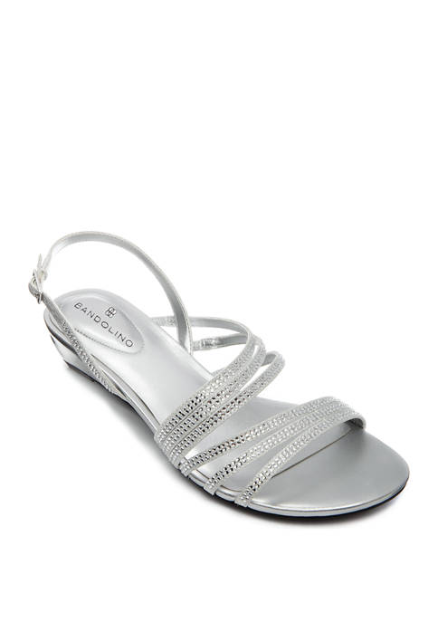 Tilly Low Wedge Sandals