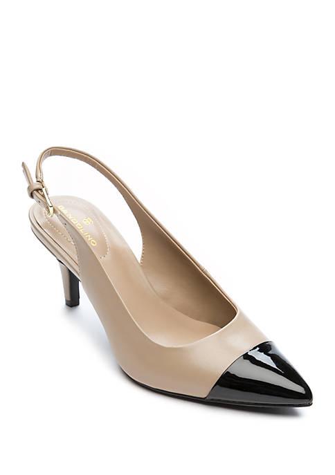 Bandolino Zasha Slingback Heels