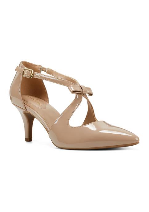 Bandolino Womens Zeffer Pointy Toe Shoes