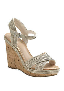 Kaari Blue™ Melina Wedge Heel Sandals