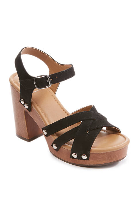 Willhelm Buckle Sandals