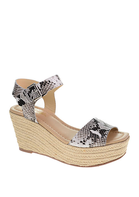 42 GOLD Maine Platform Espadrille Sandals