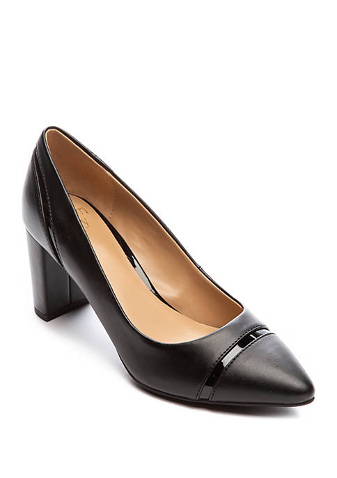 Crown & Ivy™ Tracey Classic Pumps