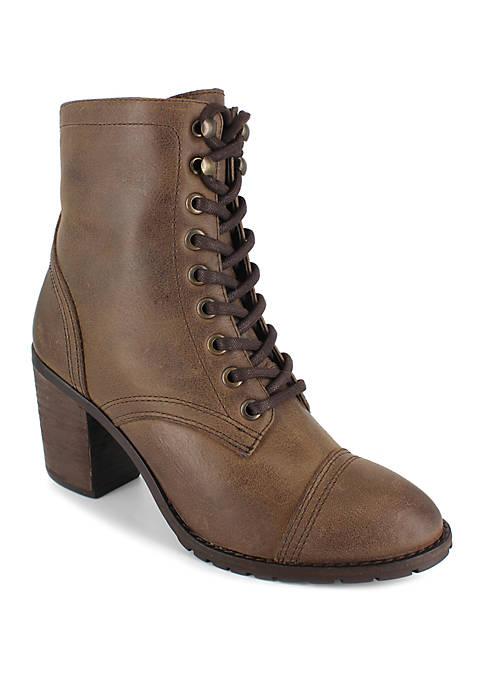 Brigitte Lace Up Boots