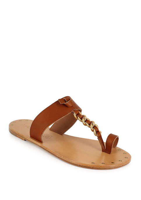 ARTISAN BY ZIGI Windsor Toe Thong Sandals