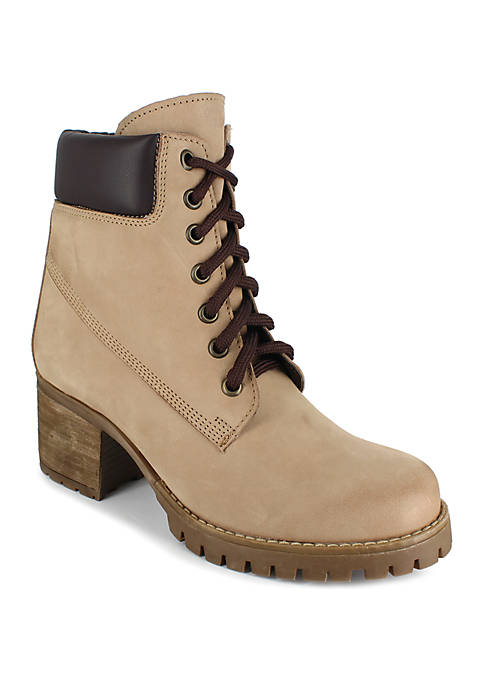 Yessica Lace Up Boots