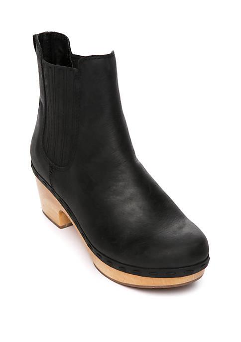 Odessa Clog Booties