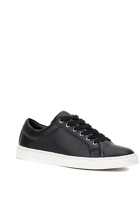 Frye & Co. Sindy Zip Lace Sneakers