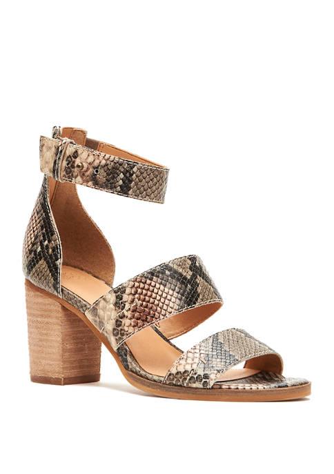 Frye Bryn Stitch Sandals