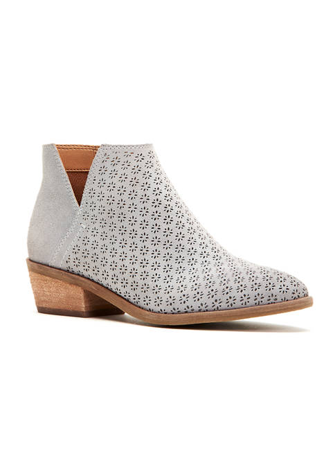Frye & Co. Caden Perf Booties