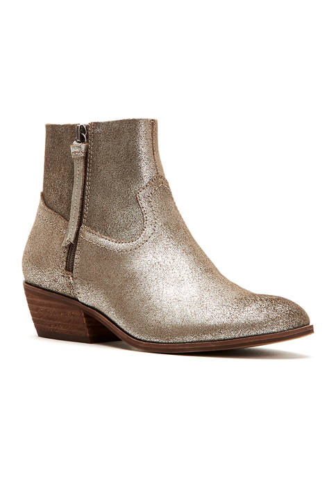 Frye & Co. Rubie Zip Booties