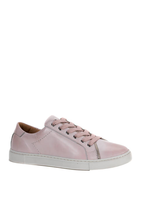 Frye & Co. Sindy Moto Low Sneakers
