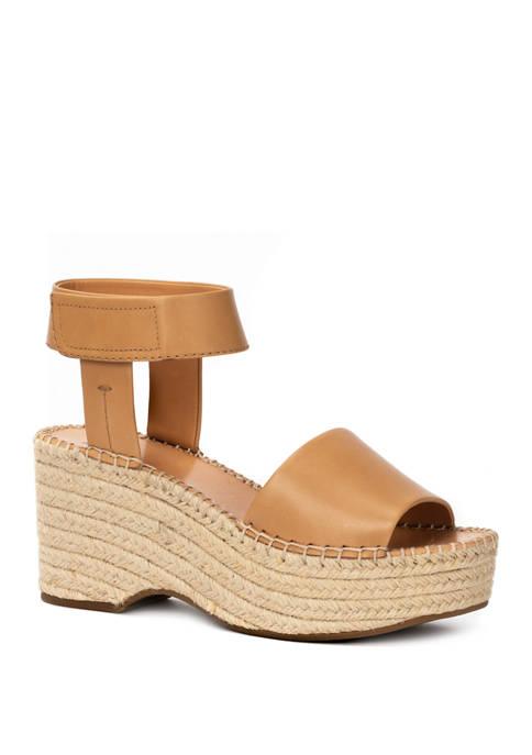 Frye & Co. Amber Espadrille Wedge Sandals