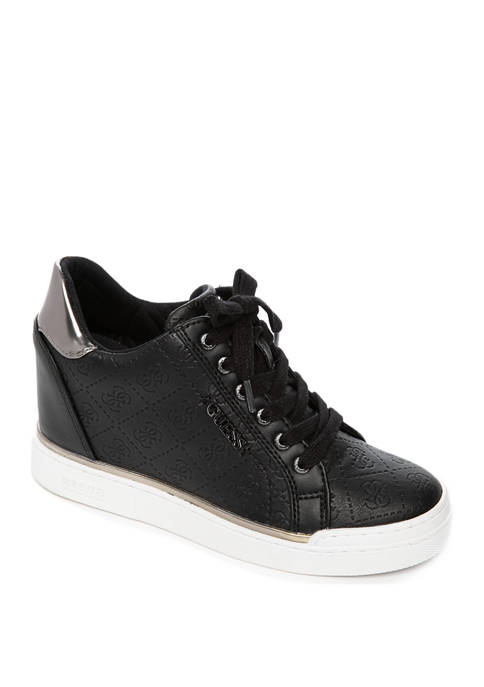 GUESS® Flowurs Wedge Sneakers