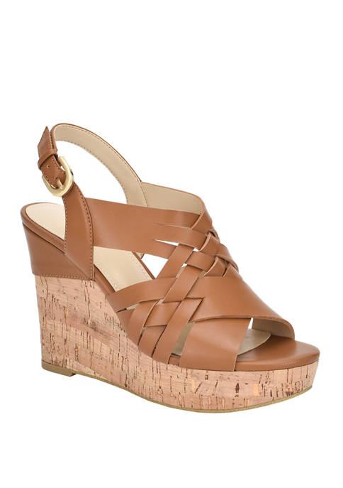 Haela Wedge Sandals