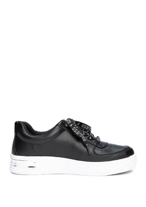 Guess Hype Lace Up Sneakers