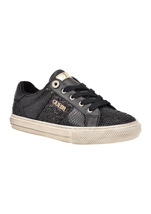 Loven Quilted Sneakers
