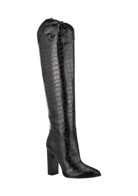Mileena Western Dress Boots