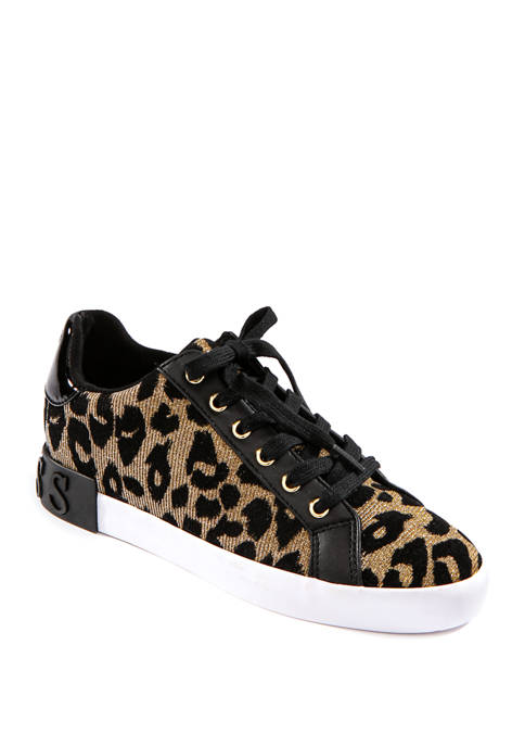 Guess Pathin Lace Up Sneakers