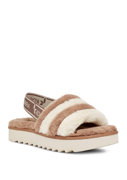 KOOLABURRA BY UGG® Fuzzn Sandals
