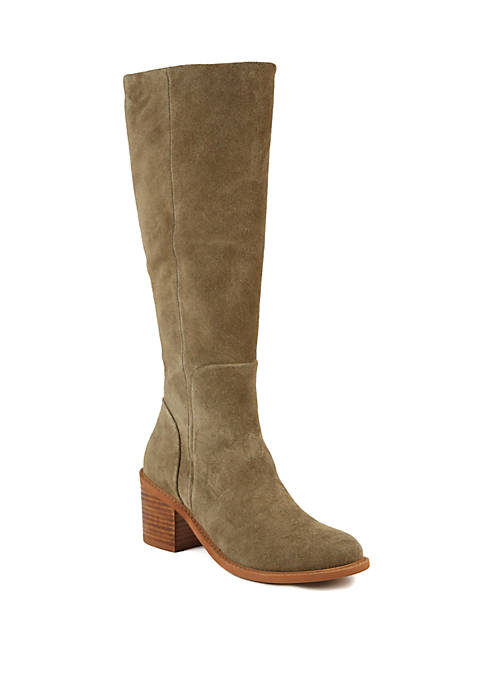 Band of Gypsies Avon Classic High Zipper Boots