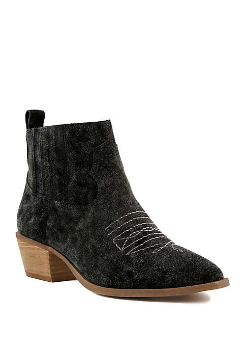 Band of Gypsies Borderline Cowboy Booties