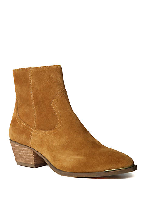 Band of Gypsies Creed Western Zip Booties