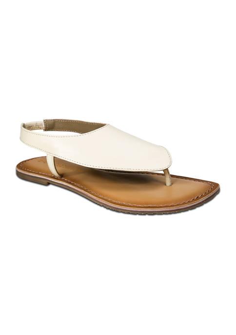 Band of Gypsies Palma Slingback Thong Sandals