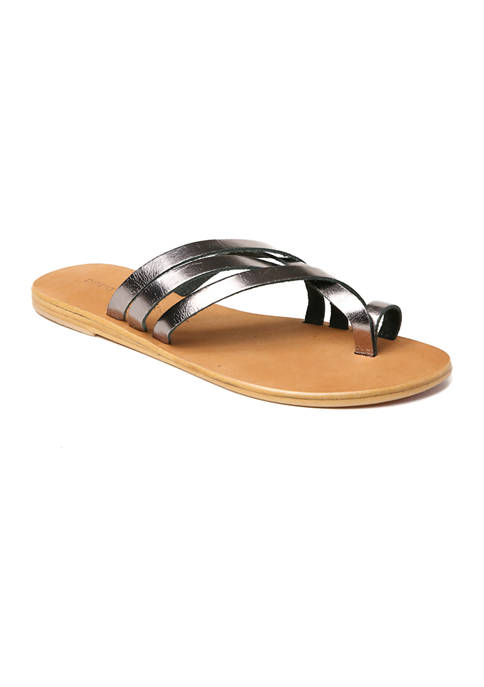 Band of Gypsies Toe Thong Strappy Sandal