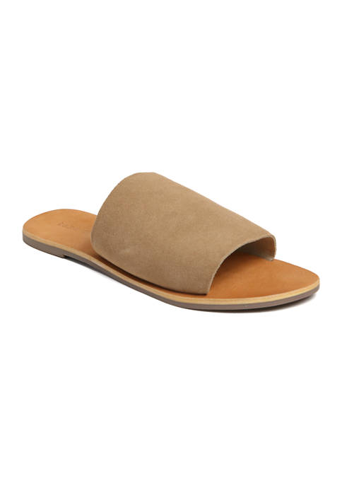 Band of Gypsies Wide Band Slide Sandal