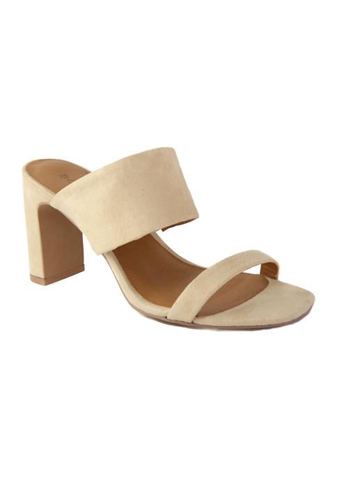 Torrey 2 Band High Heel Sandals