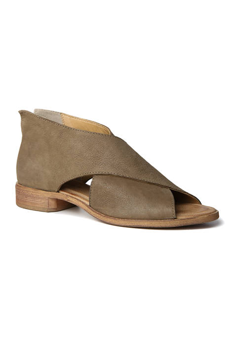 Band of Gypsies Open Toe Sandal Bootie