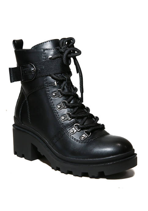 Band of Gypsies Lug Sole Hiker Boots